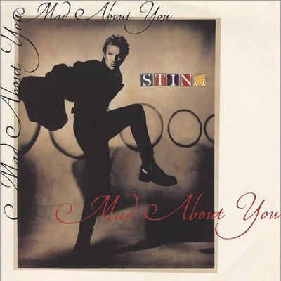 Sting - Mad About You Lyrics | MetroLyrics
