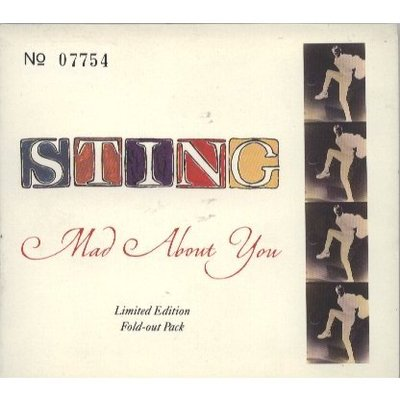 Sting, cathy dennis - mad about you / touch me all night long