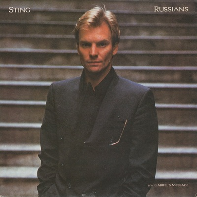 Sting Russian From The Album 84