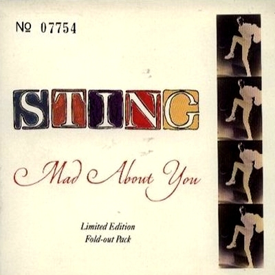 Songtext von Sting - Mad About You Lyrics