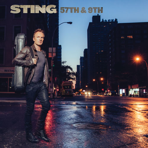 44 876 Deluxe Sting Shaggy: Sting & Shaggy - 44/876 (20/04/2018)