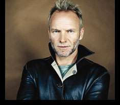 Sting Tour Dates 2011 Announced